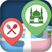 Mosque and Hilal Finder