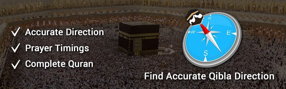Qibla Connect-Find Direction