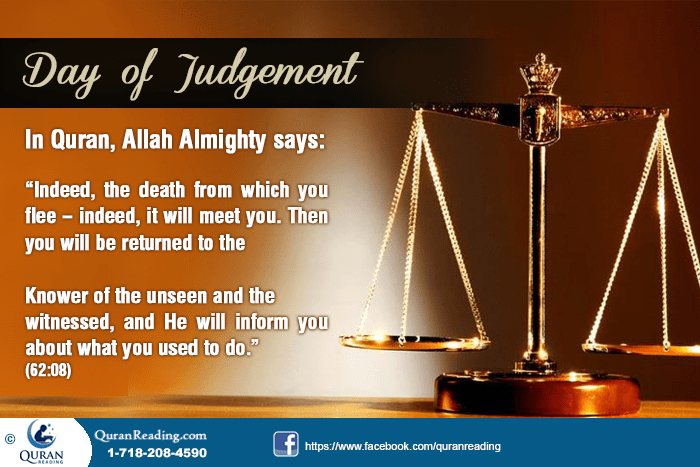 How to Prepare for the Day of Judgment