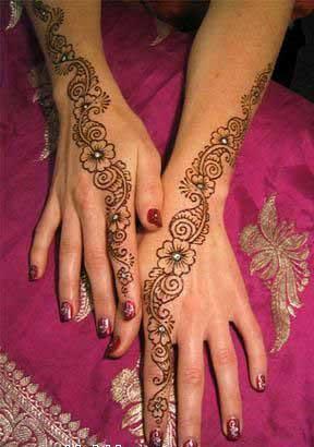 All Mehndi Designs: Arabic Mehndi Designs