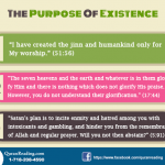 Purpose of Our Existence