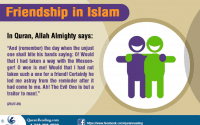 Friendship According to Quran