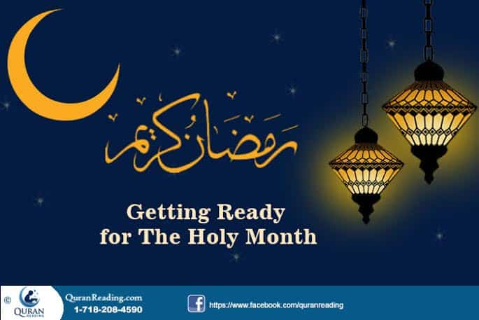 Adjusting with Ramadan
