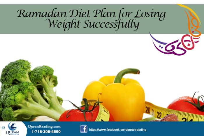 Healthy Ramadan tips for weight Loss