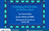 How to Celebrate Eid ul Adha Greater Eid