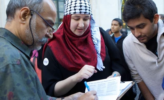 Muslim Votes In US Presidential Elections 2012