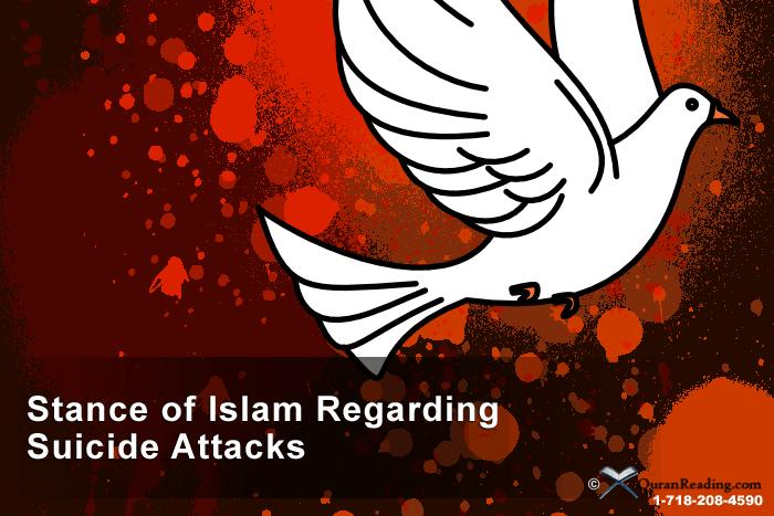 Islam regarding Suicide Attacks
