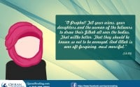 Hijab is a Symbol of Respect
