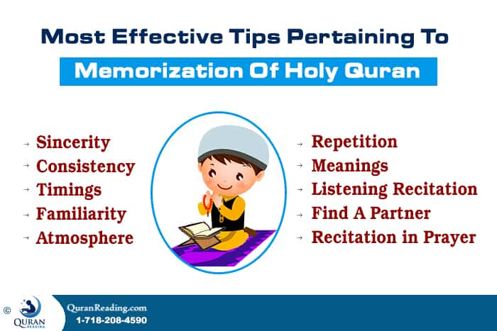 Memorization Of Holy Quran
