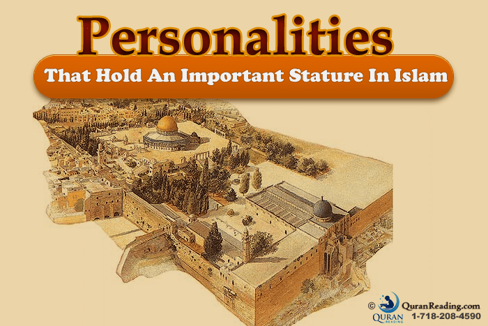 Personalities In Islam
