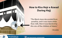 Step by Step Guide about Hajr e Aswad