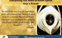 Hajr e Aswad Info With References