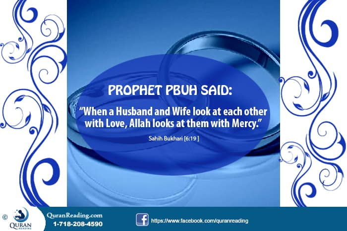 Husband Wife Relation According To Islam
