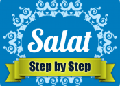 Step by Step Salat mobile app