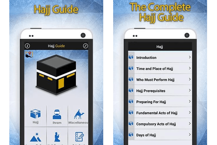 hajj guide islamic app