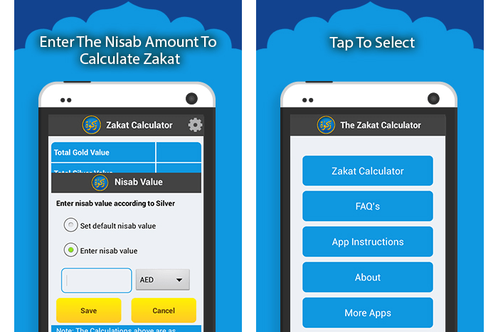 calculate zakah