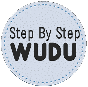 Step by Step Wudu mobile app