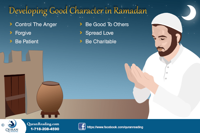 Character Development in Ramadan