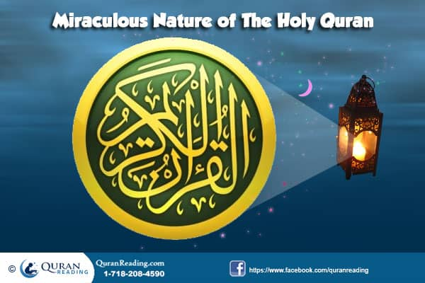 Miraculous Quran