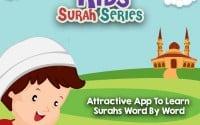 Best App to Teach short Surahs to Your Muslim Kid