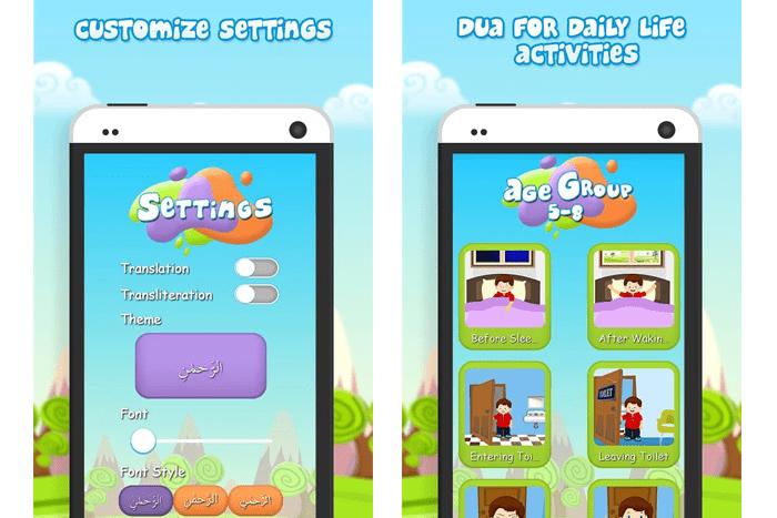 smartphone kids App