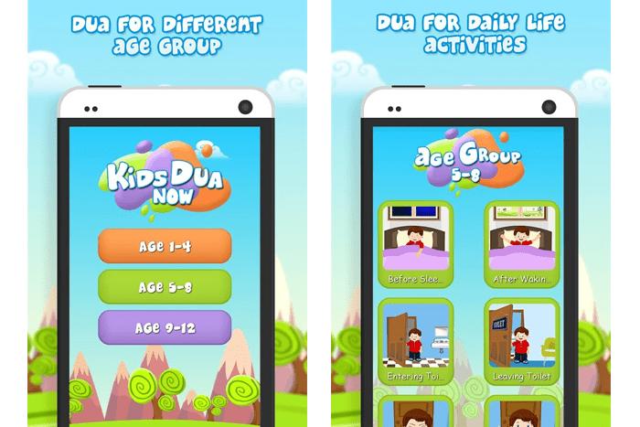 muslim kids app