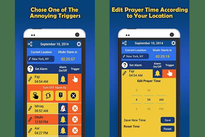 Prayer Alarm for fajr