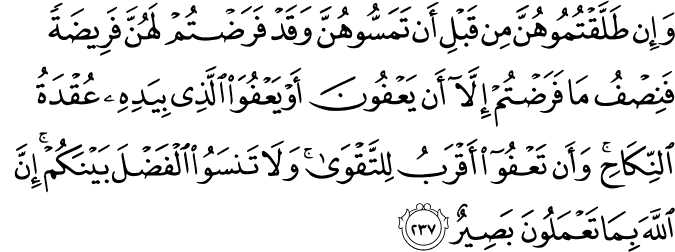 Build habit of taqwa