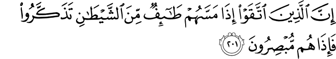 Building habit of taqwa