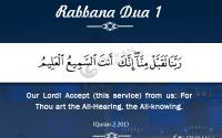 Rabbana Dua 1