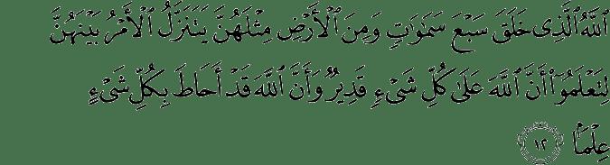Holy quran miracles