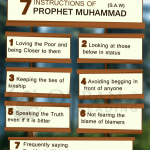 Rasulullah commands
