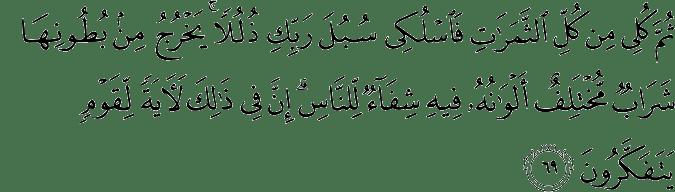 Aayat e Ash-Shifa – Six Quranic Verses of Healing