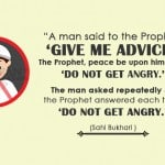 do no get angry