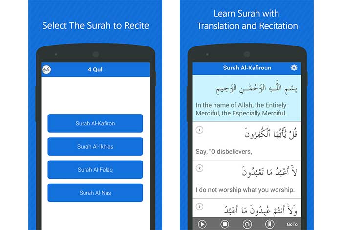 The Virtues and Power of Reciting 4 Quls