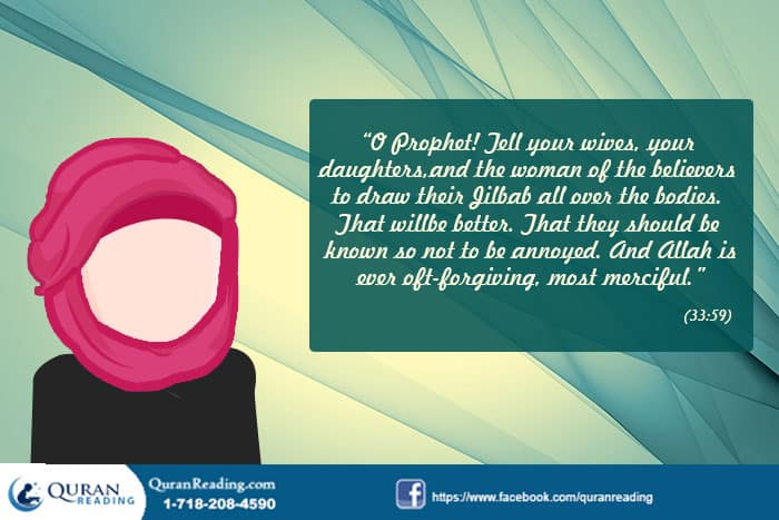 What are the scientific benefits of wearing the hijab?