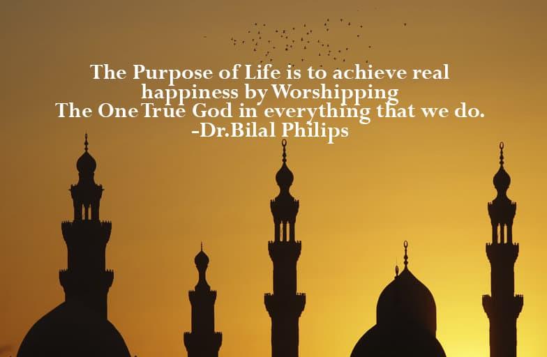 Purpose of Life According to Islam