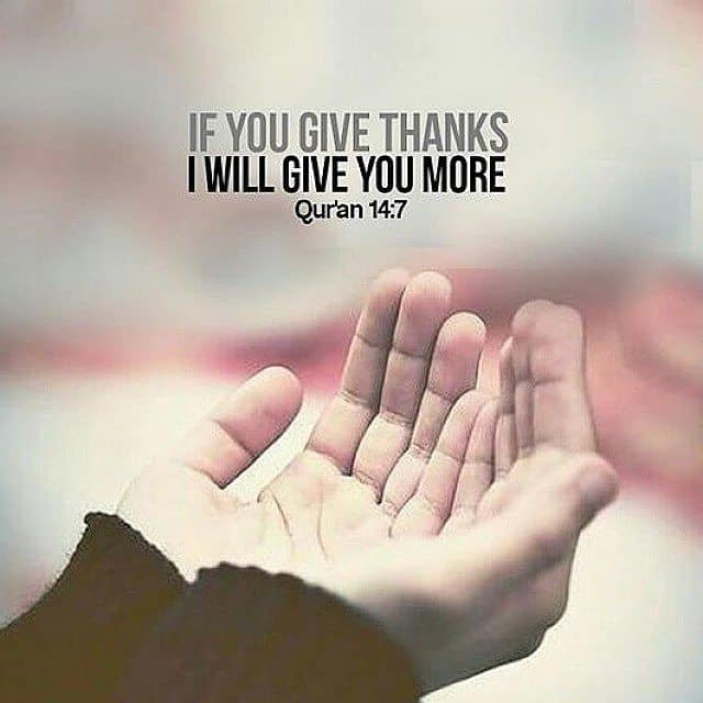 Thank You Allah For Everything Quotes: The Blessings Of Gratitude And Shukr