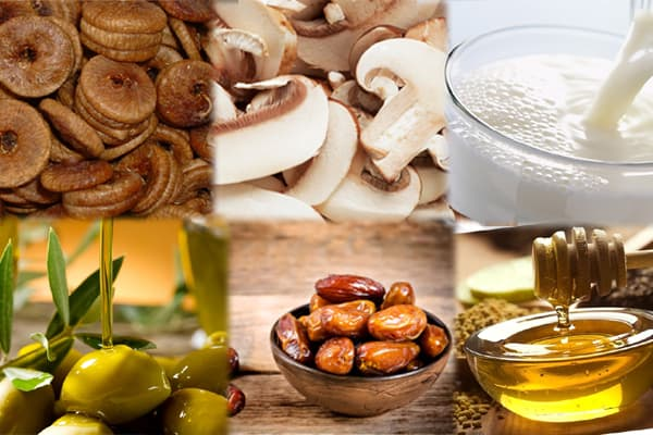 Foods Recommended by Prophet Muhammad (SAW) and their Benefits