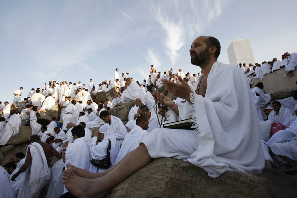 Umrah Banner: Significance Of Ihram During Hajj