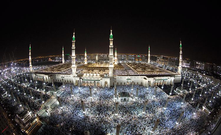 of masjid e nabvi