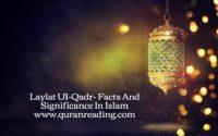 Laylatul Qadr blessed night image