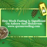 how much fasting is significant on ashura and muharram