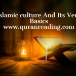 Islamic culture And Its Very Basics