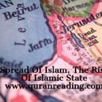 spread of islam, rise of islamic state